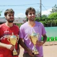 Jordi Samper y Gerard Granollers finalistas del ITF Rumanía