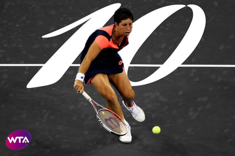 TOP10 WTA